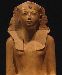 Resultado de imagem para Rainha Hatshepsut