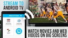 Video & TV Cast | Google Cast: Android TV Streamerのおすすめ画像4