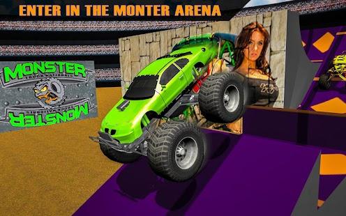 Monster Truck Arena 2017 - náhled