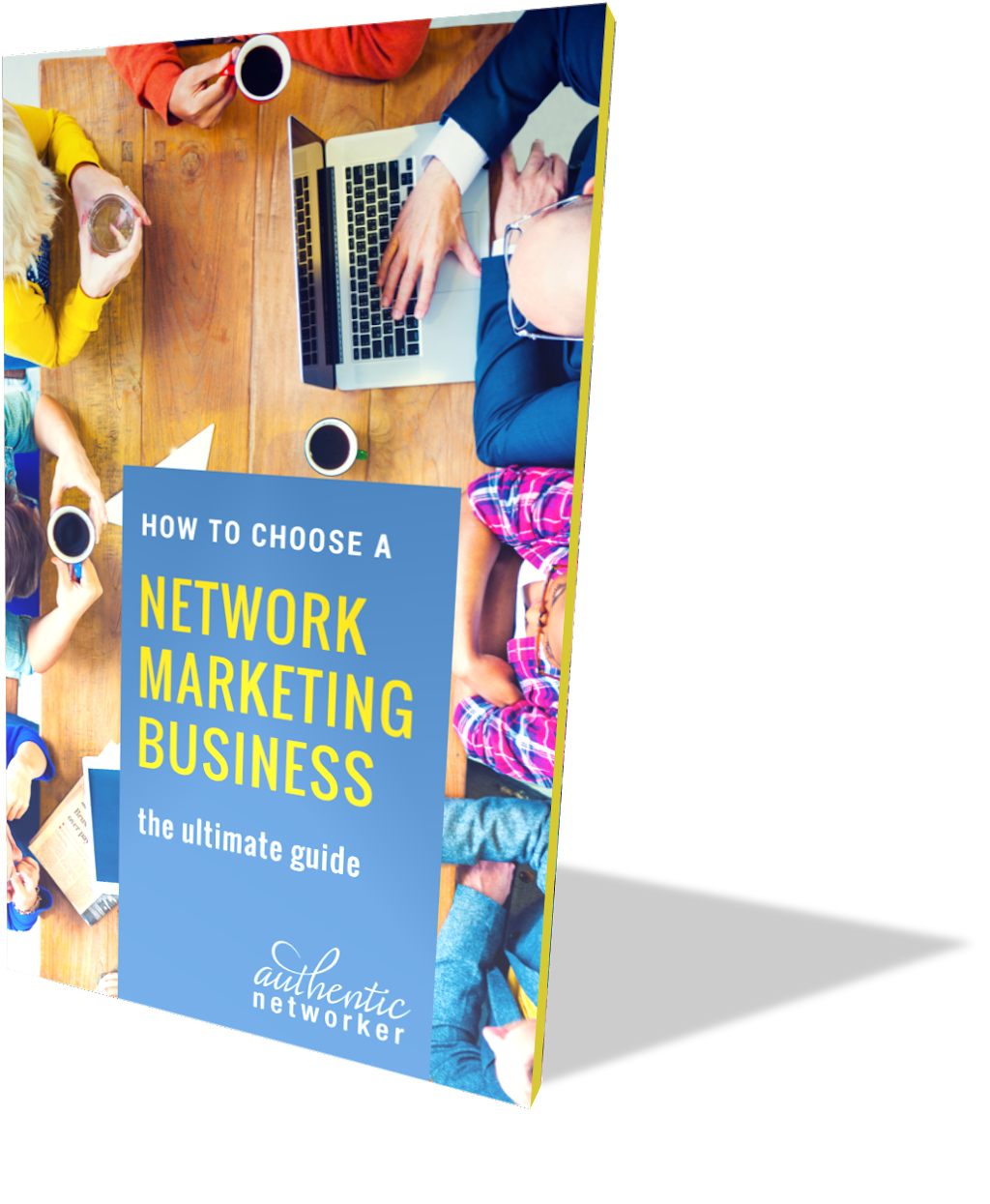 Ebook: How to Choose a Network Marketing Business