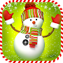 Snowman Live Wallpaper – Christmas Backgrounds APK icon