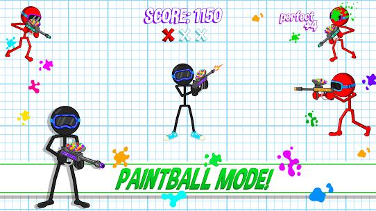 Gun Fu: Stickman 2 – Fun Shooting Games 2