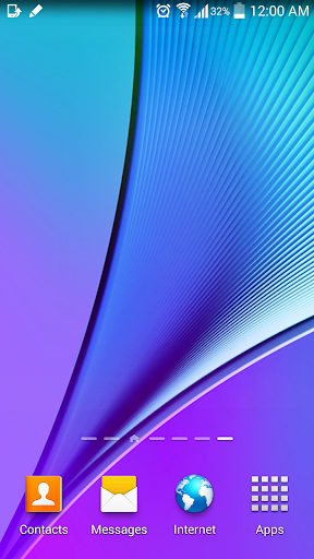 Live Wallpaper for Note 5