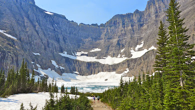 Photo: Behold! - Iceberg Lake