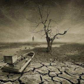 LOST by Razali Ahmad - Digital Art Places