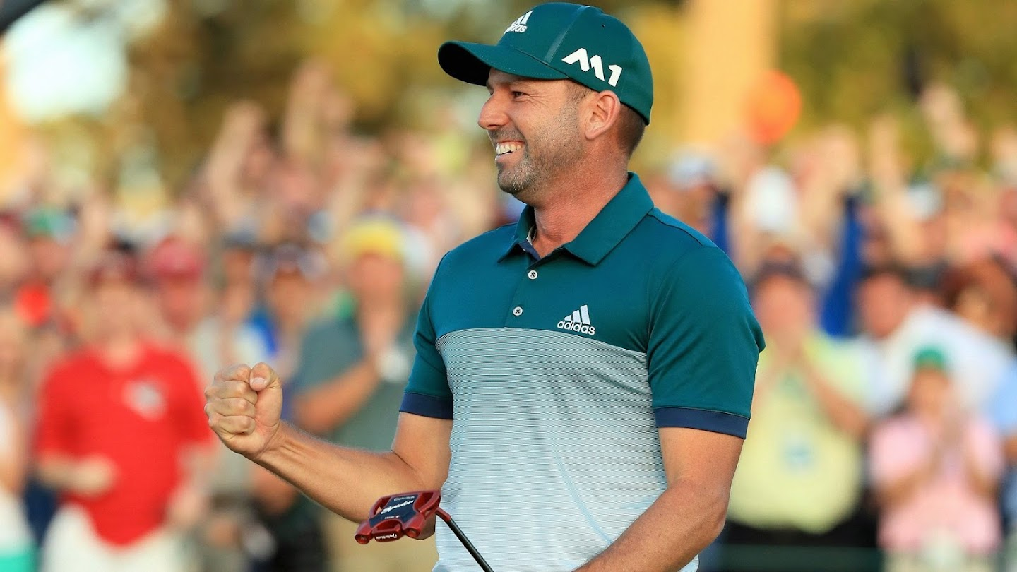 Watch The Masters: Sergio! live