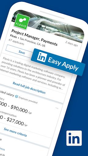 LinkedIn: Jobs, Business News & Social Networking screenshot 2