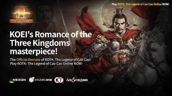 ROTK The Legend of CaoCao