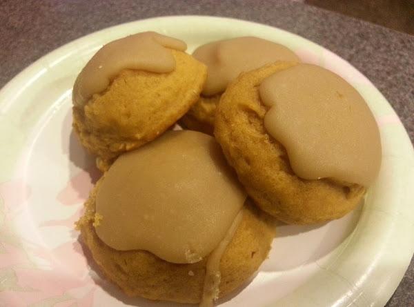 Caramel Pumpkin Cookies Recipe
