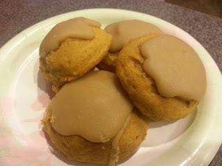 Caramel Pumpkin Cookies Recipe