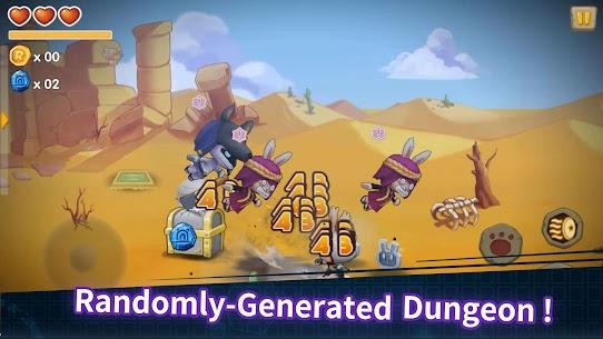 The Arcade Rabbit (MOD, Unlimited Bombs) 4