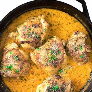 Lemon Butter Cream Sauce Chicken Recipes.