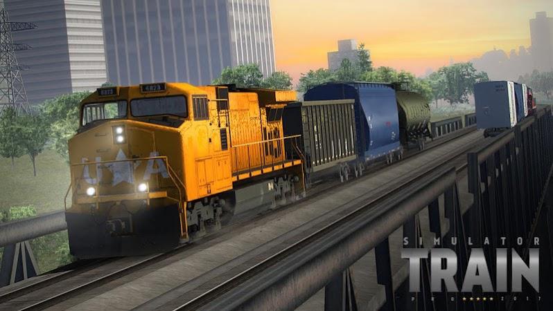 Train Simulator PRO 2018 v1.3.5 + Mod