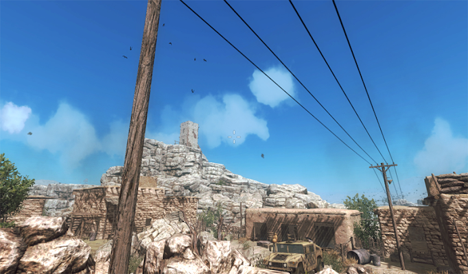Desert Storm- screenshot