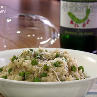Spring Pea Risotto Recipe