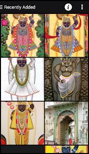 Shreenathji Darshan Wallpaper - náhled