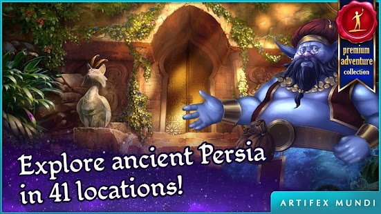 Persian Nights: Sands of Wonders- screenshot thumbnail