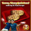 ZK Pizza Hunger, Chandni Chowk, New Delhi logo