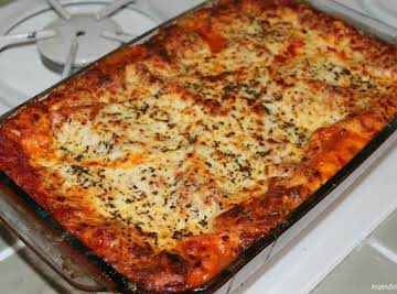 Uncle Steve's Amazing, Award Winning Lasagna