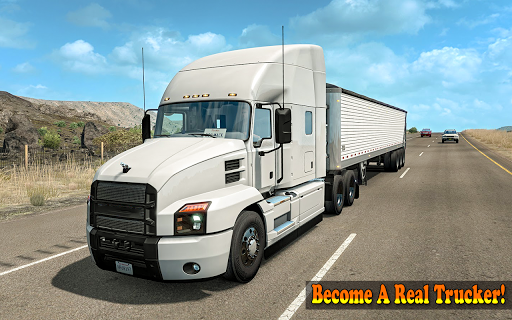 US Heavy Grand Truck Cargo 3D Driver 1.0 screenshots 4