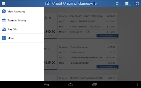 Alliance CU Mobile Banking screenshot 8