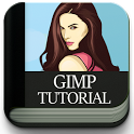 GIMP Tutorial Free icon