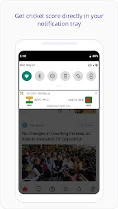 Dailyhunt (Newshunt)- Cricket, News,Videos 2