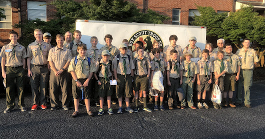 2018.06.10 Camp Daniel Boone - Sunday