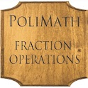 Fraction Operations icon
