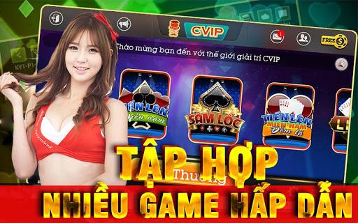 CVIP- Game Danh Bai Doi Thuong