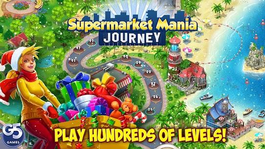 Supermarket Mania Journey MOD (Free Shopping) 6