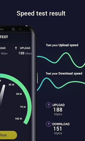 Internet Speed Test  - Wifi & 4G, 3G Speed check 1.6 screenshot 2092873