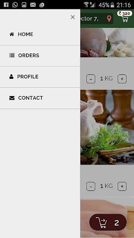 android chickenatdoor - Fresh Chicken Screenshot 1