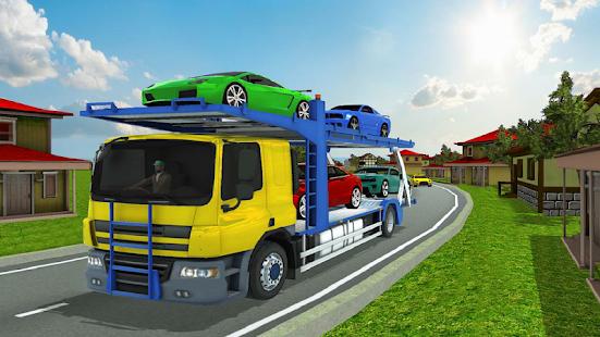 Car Transporter Cargo truck 2019 5