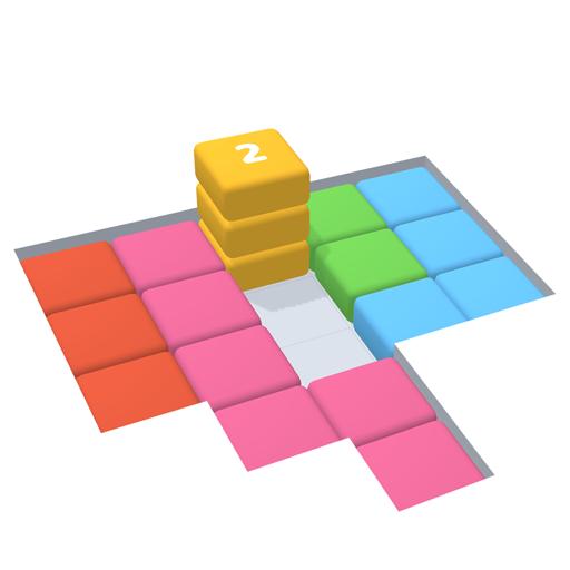 Stack Blocks 3D