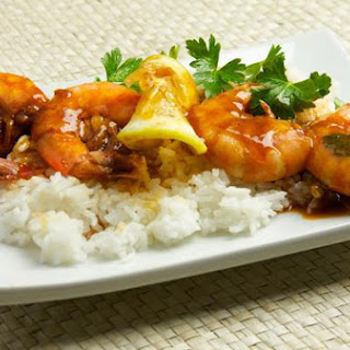 Sweet and Spicy Thai Shrimp