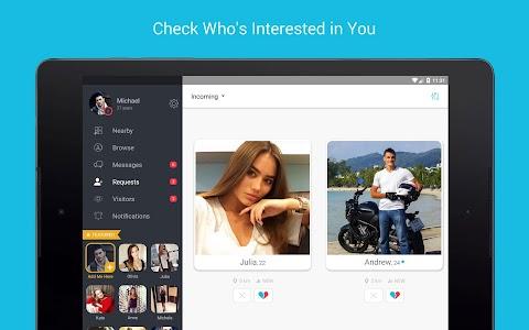 WannaMeet –Dating & Chat App screenshot 7