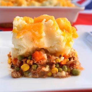 Cottage or Shepherd's Pie