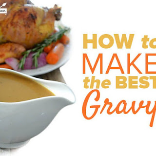 How to Make the Best Gravy Recipe