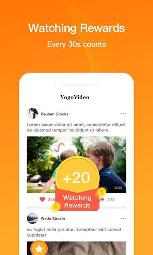 Yogo Video for Android apk 1