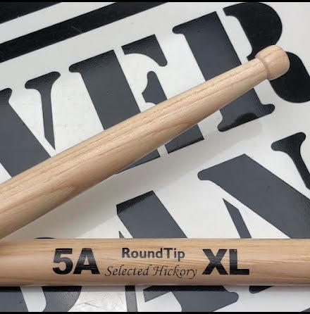 Wincent Round Tip 5A XL - Trumstockar i Hickory