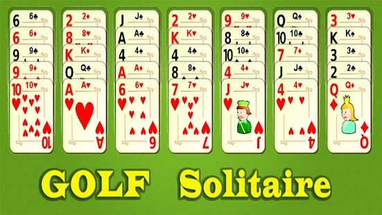 Golf Solitaire Mobile- screenshot thumbnail