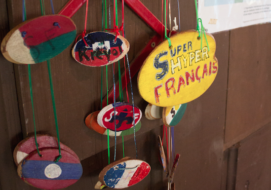 A Little Super Français Spirit in My Classroom   Concordia Language