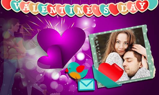 Valentine Day Photo greetings