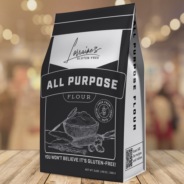 Gluten-Free All Purpose Flour (Cup 4 Cup)