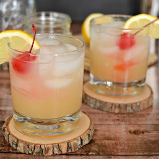 A Classic Whiskey Sour