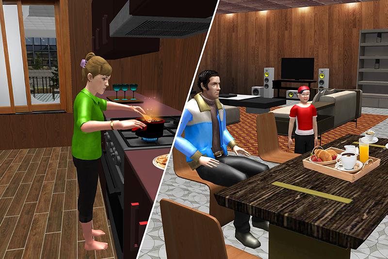 Virtual Step Mom Simulator Cheat APK MOD Free Download 1.01