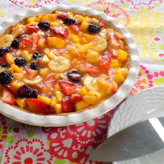 Fresh Fruit Pie