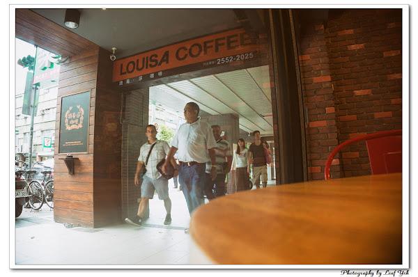 LOUISA COFFEE 路易莎咖啡 (已歇業)