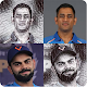 Guess the Cricketer before World Cup & IPL 2019 (game)